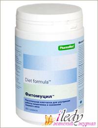 таблетки для похудения фитомуцил