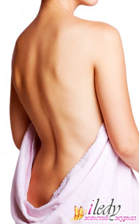 Что делать, чтобы похудела спина