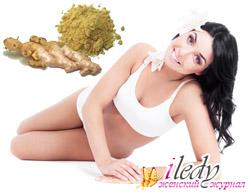 Имбирное похудение. Имбирное масло и молотый имбирь для похудения