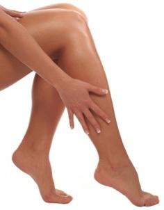 Как сделать кожу ног идеальной в домашних условиях