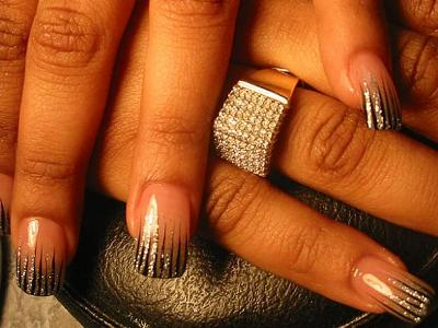 Рисунки на ногтях для начинающих. Как нанести рисунок на ногти? Рисунки на ногтях кисточкой и иголкой