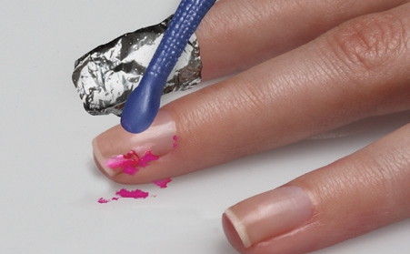 Как в домашних условиях сделать квадратную форму ногтей