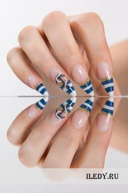 Как быстро отрастить ногти?