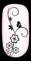 Рисунки на ногтях гелевыми ручками и красками