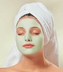 альгинатная маска со спирулиной