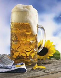 Маски из пива для лица, омолаживающие