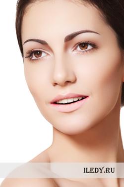 Ровная кожа лица. Как сделать кожу лица ровной?