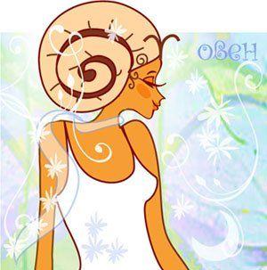 Гороскоп женщины-Овна, или кладезь идей