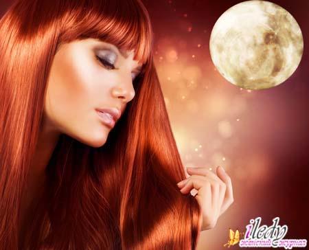 Лунный календарь стрижки и окраски волос на май 2017