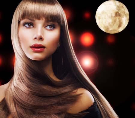 Лунный календарь стрижки волос на июль