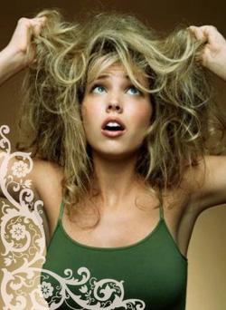 Пересушенные волосы: лечение и восстановление. Домашние маски для пересушенных волос