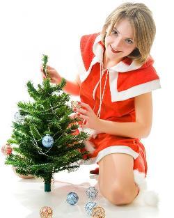 Веселые, прикольные новогодние конкурсы и игры