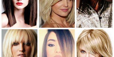 Волосы — короткие или длинные?