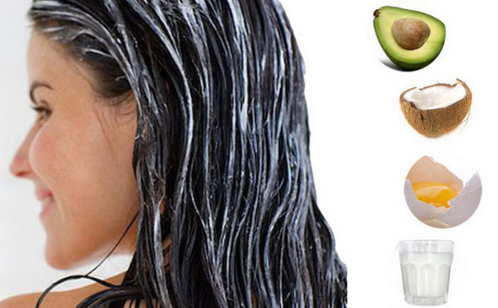 Как придать блеск и шелковистость волосам в домашних условиях 901