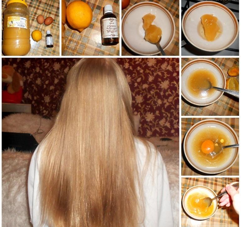 Как осветлить волосы в домашних условиях на голове