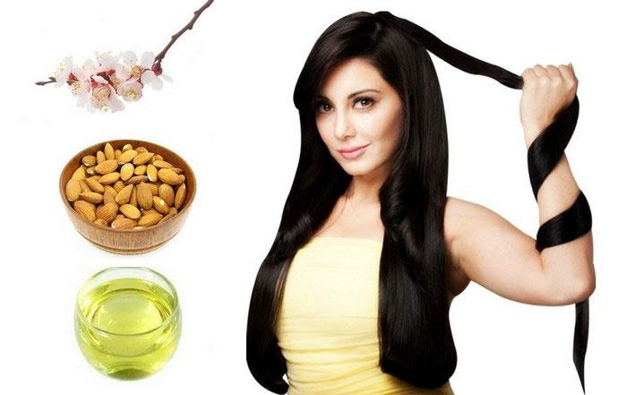 Результат действия репейного масла на волосы