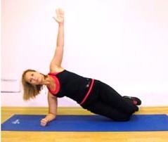 Как накачать боковые мышцы пресса: для начинающих и продвинутых