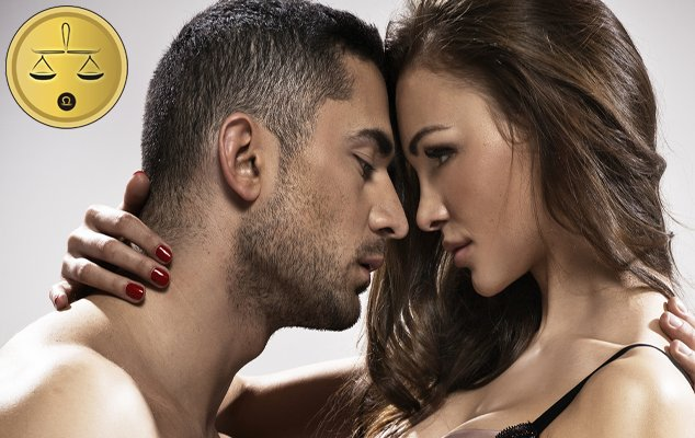 Женщина весы и телец мужчина секс