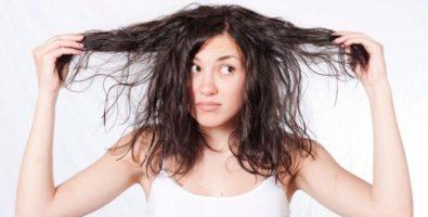 Грязные волосы: как скрыть и уложить?