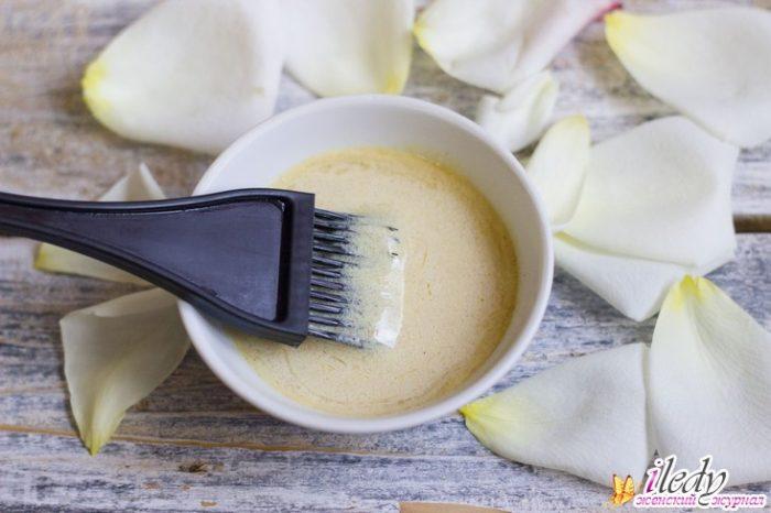 рецепт горчичной маски для волос