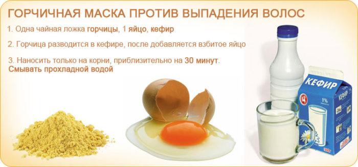 gorchichnaya-maska-protiv-vypadeniya-volos-s-yaytsom