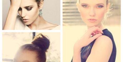Пучок из волос: как сделать разные его виды и получить красивые варианты причесок
