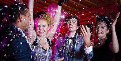 Новогодние розыгрыши и приколы для взрослых