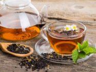 Чайные маски для здоровья и удовольствия
