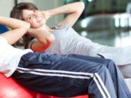 Безопасная гимнастика для беременных в первом триместре