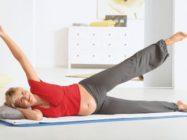 Безопасная гимнастика для беременных во втором триместре