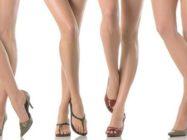 Идеальные женские ноги. Пропорции и параметры идеальных ног