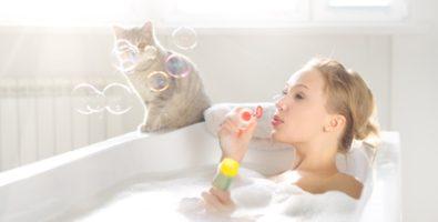 Как правильно мыться? Как часто надо мыться?