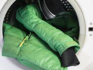 Как стирать пуховик на пуху и на синтепоне: стирка в стиральной машине и вручную