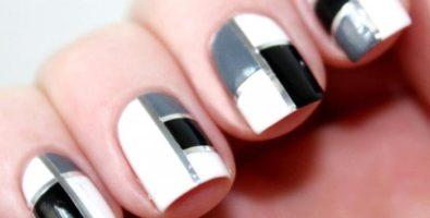 Квадратная форма ногтей: как сделать квадратную форму, дизайн квадратных ногтей