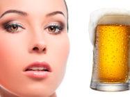 Маски из пива для лица против морщин и гусиных лапок