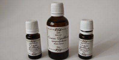 Полезное масло для волос из семян брокколи