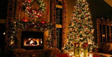 Новогодний фен шуй. Новогодняя елка по фен шуй. Новогодний стол по фен шуй