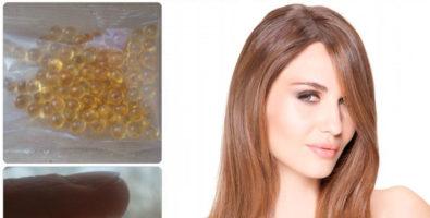 О пользе рыбьего жира для волос