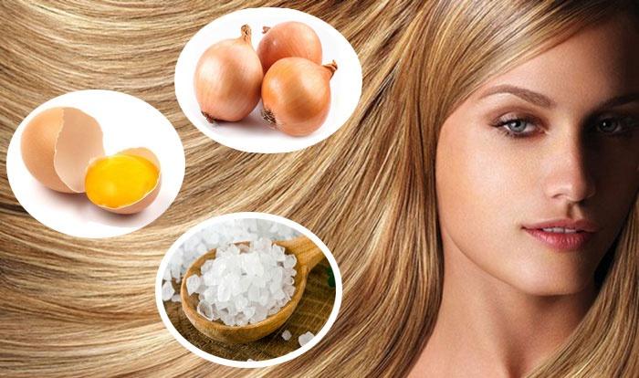 Народные средства для лечения сожженных волос