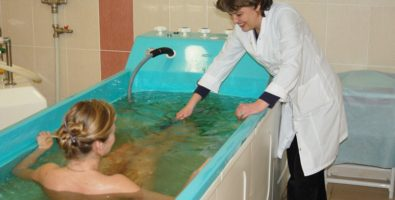 Полезное воздействие йодобромных ванн
