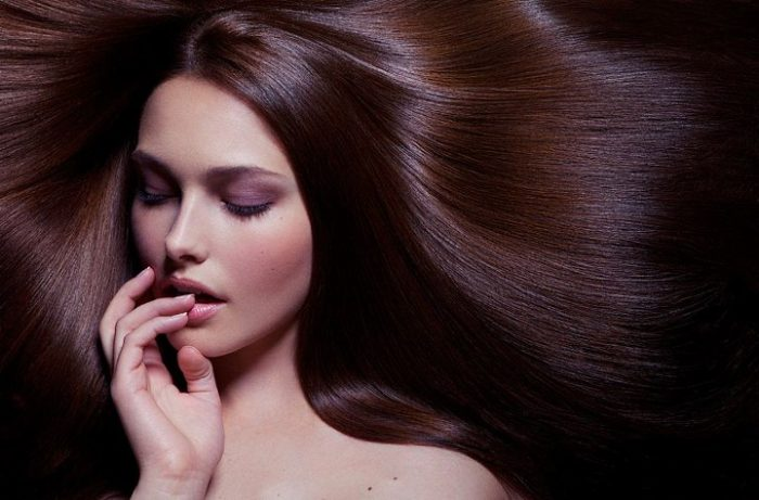 Шелковистые волосы в домашних условиях