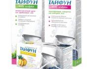 Активные средства в борьбе с целлюлитом, крем «Тайфун»