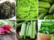 Низкокалорийные продукты для похудения. Таблица низкокалорийных продуктов для похудения