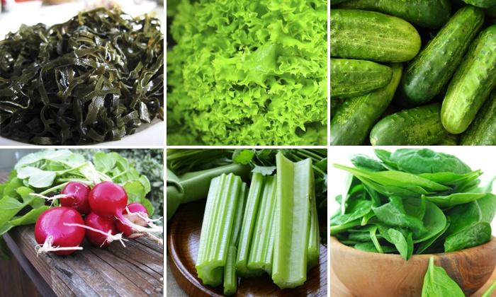 малокалорийные продукты для похудения таблица скачать