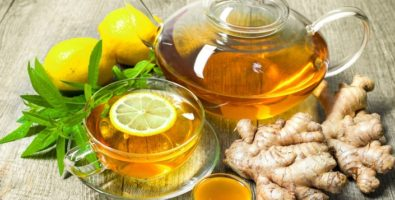 Напитки из имбиря для похудения