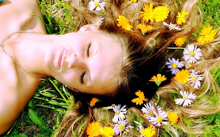 Лечебные травы для волос - полезные травы для укрепления и роста волос