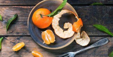 Вкусная витаминная мандариновая диета для похудения