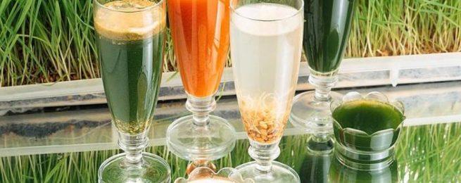 Эффективные жиросжигающие напитки