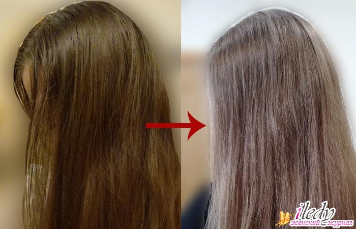 Как избавиться от жирности волос - отзыв о Green Line Concept в ампулах
