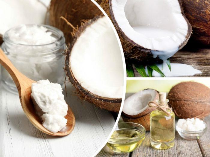 Кокосовое масло для тела - польза, способы применения, рецепты